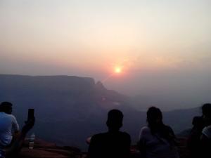Sunset at Matheran